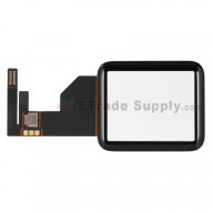For Apple Watch Sport Digitizer Touch Screen Replacement - Black - 42mm - Grade S+