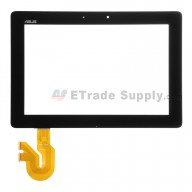 For Asus Transformer Pad TF701T Digitizer Touch Screen  Replacement (5449N Version) - Black - Asus Logo - Grade S+