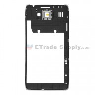 For Motorola Droid Razr HD XT925 Middle Plate  Replacement - Grade S+
