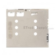 For Motorola Droid Razr HD XT925, XT926 SIM Card Reader Contact  Replacement - Grade S+