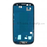 For Samsung Galaxy S III SCH-I535/SCH-R530 Front Housing Replacement - White - Grade S+