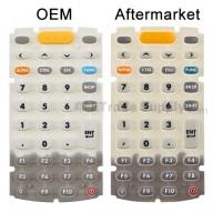 Symbol MC3000, Symbol MC3070, Symbol MC3090 Keypad (38 Keys)
