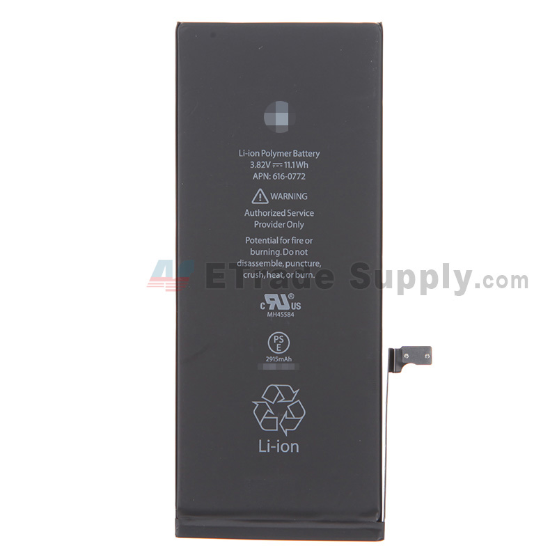 For Apple iPhone 6 Plus Battery Replacement - Grade S+