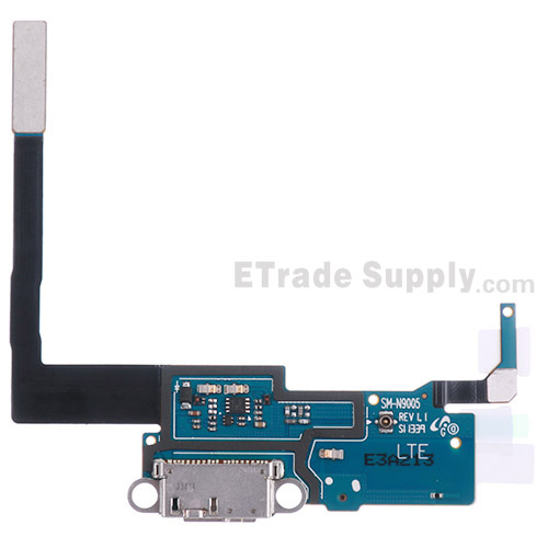 For Samsung Galaxy Note 3 N9006 Charging Port Flex Cable Ribbon  Replacement - Grade S+