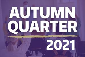Autumn Quarter 2021