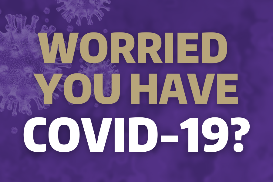 worried you have covid-19?