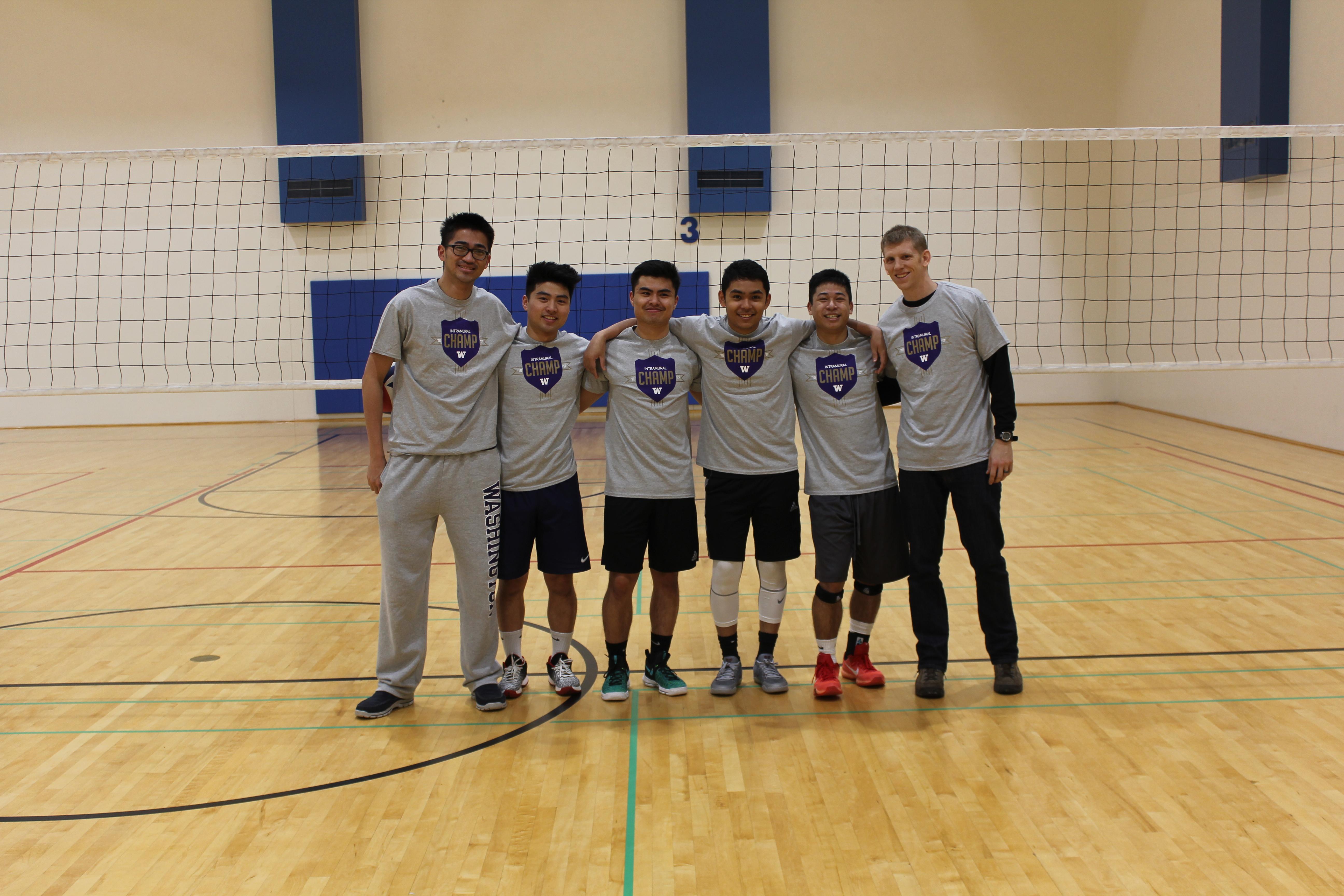 Volleyball M()() - ()
