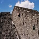 Outdoor Climbing Rock