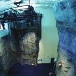 IMA Climbing Center Roped Climbing Area