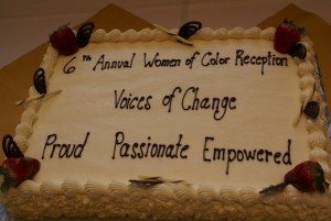 Women of Color Reception 2009