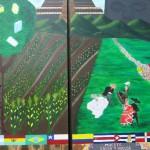ECC Murals Visit