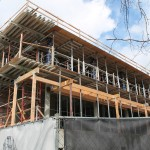 ECC Construction Progress – April 5, 2012