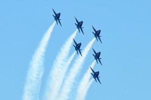 Blue Angels - Campus Walker Fall 2012