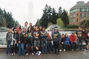 Educational Talent Search: Yakama Nation Tribal School