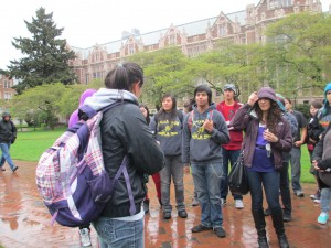 Educational Talent Search: UW Campus Visit