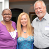 Sheila Edwards Lange with Suzanne Del Rio and Kip Lange