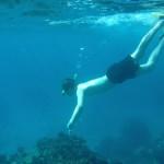 Haneen Al-Hassani Underwater