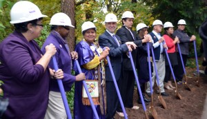Intellectual House Groundbreaking