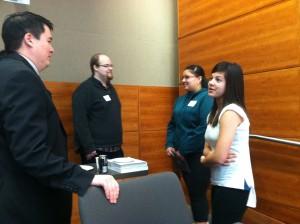 Law Academy Visit