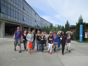 Everett Community College Visit