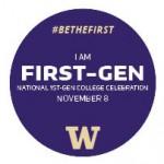 2018 I am First Gen Button