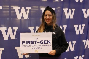 2018 OMA&D National First-Gen Day Photo Booth