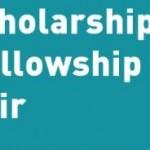Scholarship and Fellowship Fair happens 10/10/13, 10 a.m.-5 p.m.