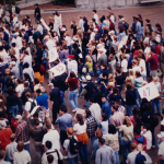 FIG students gathering 1997