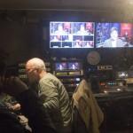 In Studio K master control.