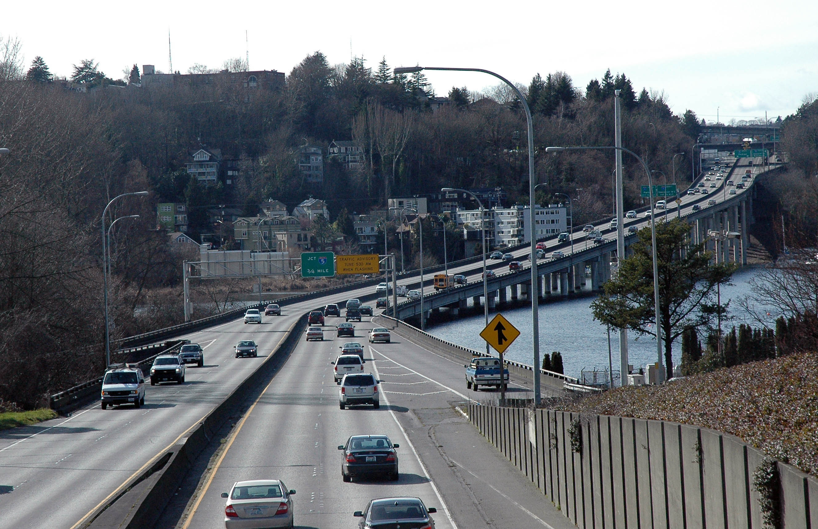 The UW Clean Air Research Center will study the health effects of pollution near roadways.