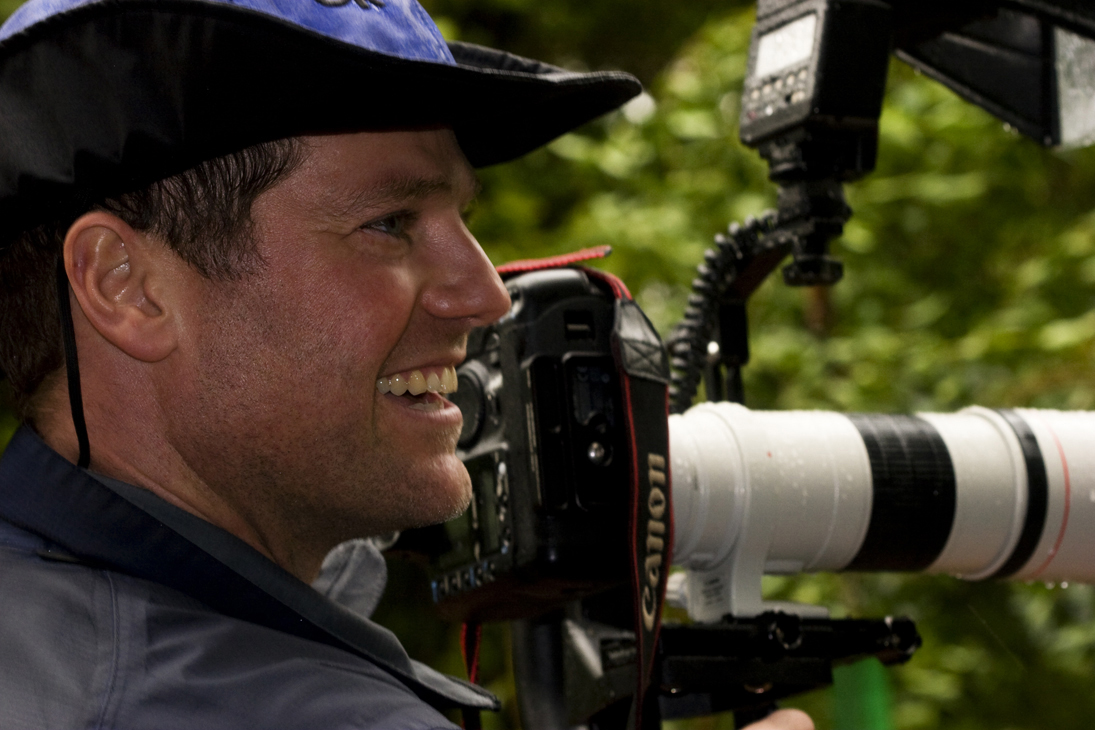 Photographer Paul Bannick had a successful 15-year career in the software industry before turning his attention to photography and nonprofit work. He's now director of development for Conservation Northwest, dedicated to protecting wild areas from the Pacific Coast to the Canadian Rockies.