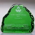 The Husky Green Award, now in its second year.