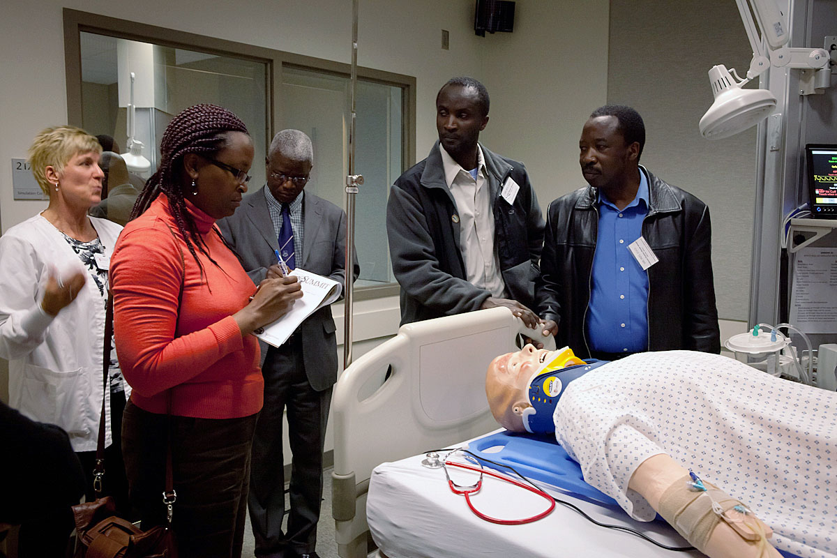 Uw rural education blueprint compels nairobi visitors uw news the visiting delegation from nairobi saw facilities in boise and spokane during the spokane tour malvernweather Choice Image