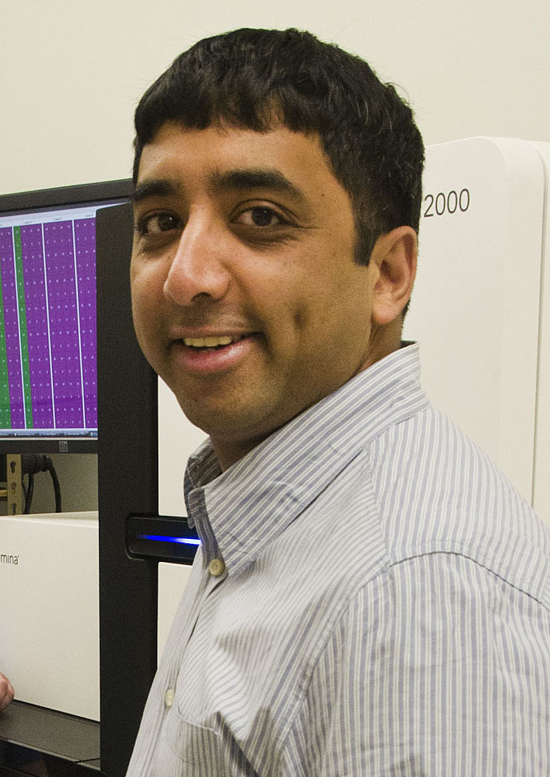 Jay Shendure is part of a national effort to create fast, affordable, and accurate genome sequencing.