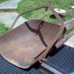 Maintenance Supervisor Ken Rogers found this photo online, of the same item in much better condition.
