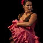 Dancer Ana Gonzáles