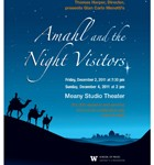 Voice students present opera, 'Amahl and the Night Visitors