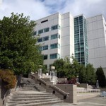The Pharmacy and Public Health schools at the UW Magnuson Health Sciences Center (above) are creating a graduate certificate program in comparative effectiveness research.
