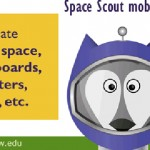 Logo for space scout