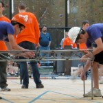 UW team competes at regional competition 2013