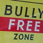Anti-bullying poster.