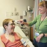 Dr/ Alisa Hideg tumor vaccine trial