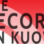 Logo for The Record.