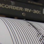 A recorder for seismic activity.