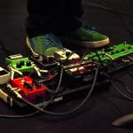 Bill Frisell, guitar, Cuong Vu, trumpet, rehearsal -- Controls