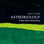 "The cover of ""Astrobiology: A very short introduction."""