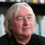 headshot of Steven Holl