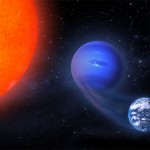 Strong irradiation from the host star can cause planets known as mini-Neptunes in the habitable zone to shed their gaseous envelopes and become potentially habitable worlds.