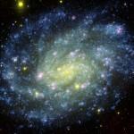 The galaxy NGC 300