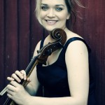Sæunn Thorsteinsdottir gives a cello recital, November 16.